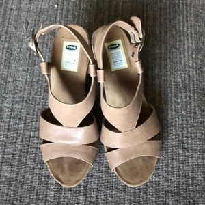 Dr. Scholl's Shoes - Dr Scholl's wedge heel sandals